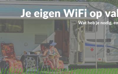 eigen wifi op vakantie
