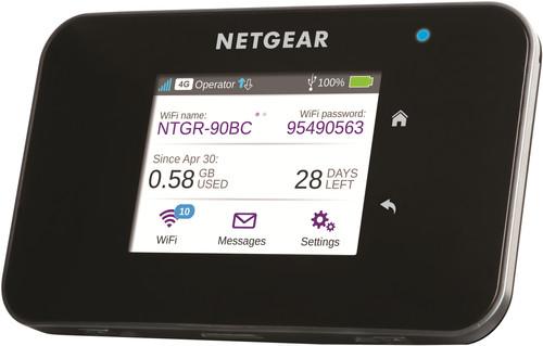 mifi router netgear aircard