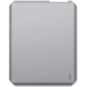 Lacie Mobile SSD met Thunderbolt 3